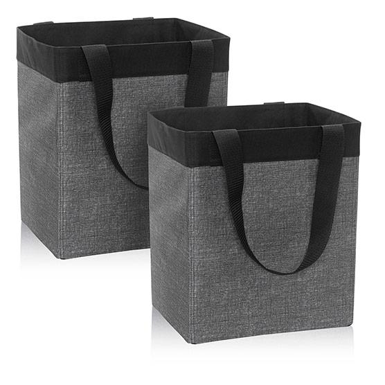 2 Essential Storage Totes - Multi