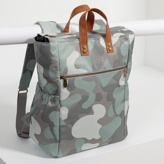 Journey Backpack - Soft Camo