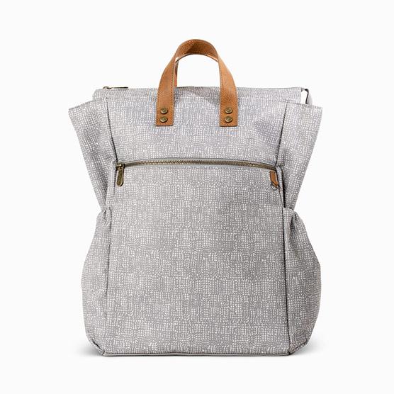 Journey Backpack - Textured Grey