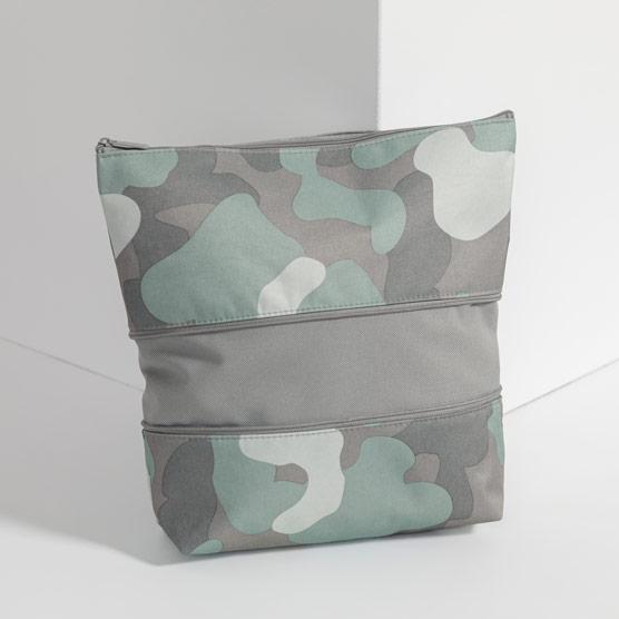 Size Up Expandable Pouch - Soft Camo