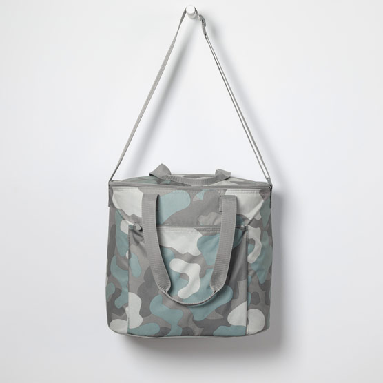 Round About Cooler Tote - Soft Camo