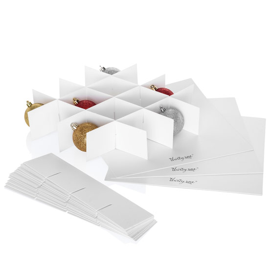 Your Way ® Ornament Divider - White