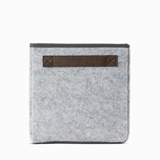 Your Way ® Mini Storage Cube - Brushed Whisper Grey