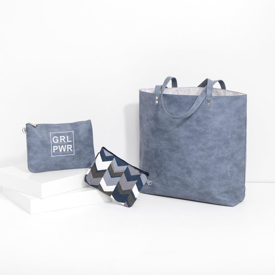 Out of the Blue Bundle - Denim Distressed Pebble