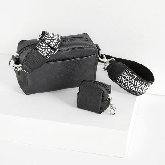Boutique Bundle - Black Distressed Pebble