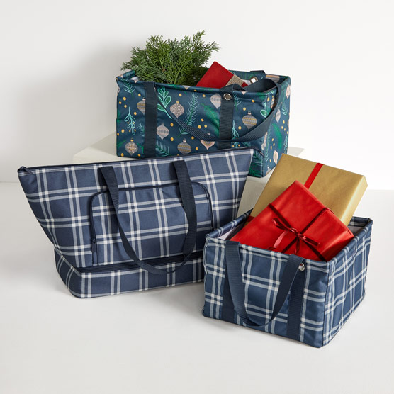 In-The-Home Essentials Bundle - Sweater Weather Plaid