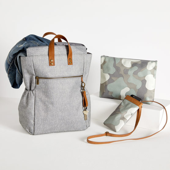 On-The-Go Essentials Bundle - Textured Grey